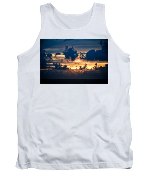 Sunrise On The Atlantic #28 Tank Top