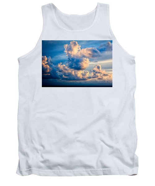 Sunrise On The Atlantic #31 Tank Top
