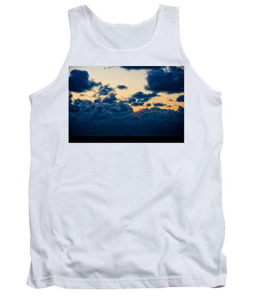 Sunrise On The Atlantic #5 Tank Top