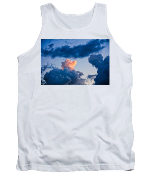 Sunrise On The Atlantic #6 Tank Top