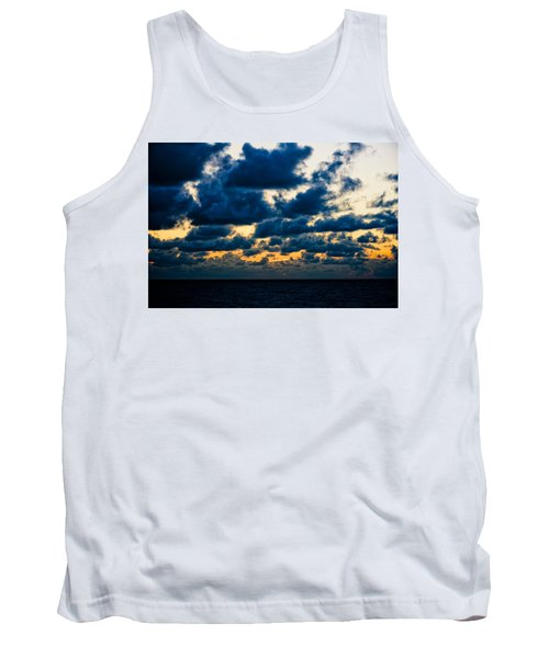 Sunrise On The Atlantic #7 Tank Top