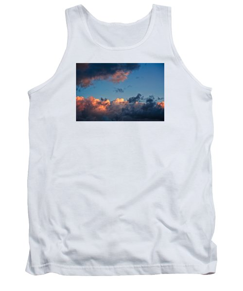 Sunrise On The Atlantic #9 Tank Top