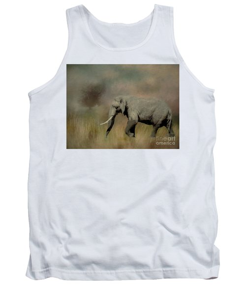 Sunrise On The Savannah Tank Top