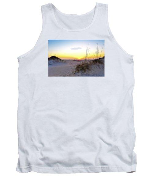 Sunrise Over Pea Island Tank Top