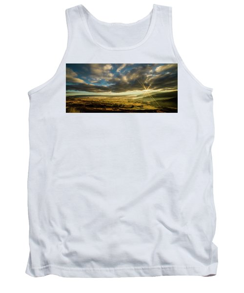 Sunrise Over The Heber Valley Tank Top
