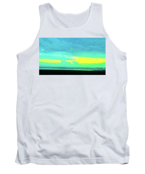 Sunset #8 Tank Top