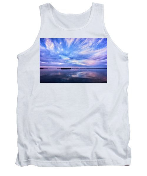 Sunset Awe Tank Top