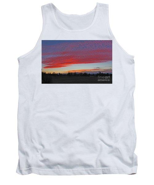 Sunset Tank Top