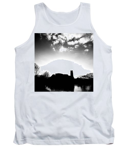Sunset Over The Royal Shakespeare Company. Tank Top