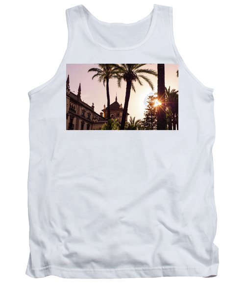 Sunsets Of Seville  Tank Top