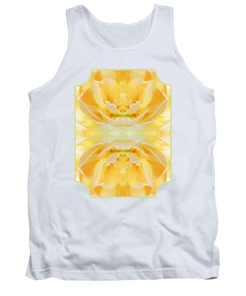 Sunshine Mosaic -  Vertical Tank Top