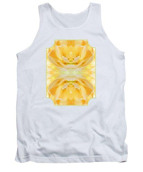 Sunshine Mosaic -  Vertical Tank Top