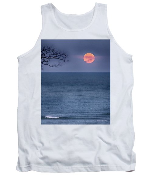 Super Moon Waning Tank Top
