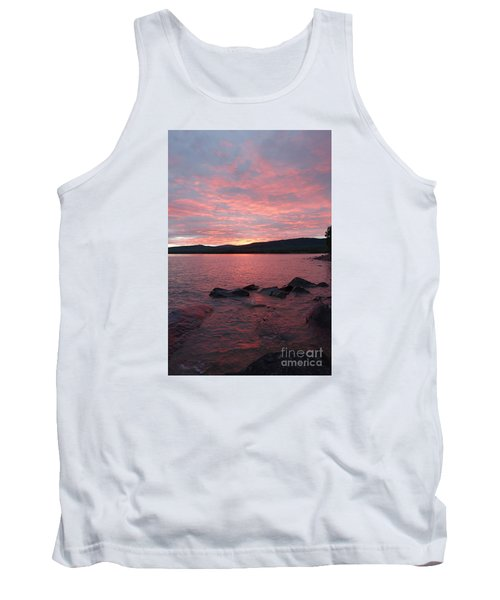 Tank Top featuring the photograph Superior Delight by Sandra Updyke