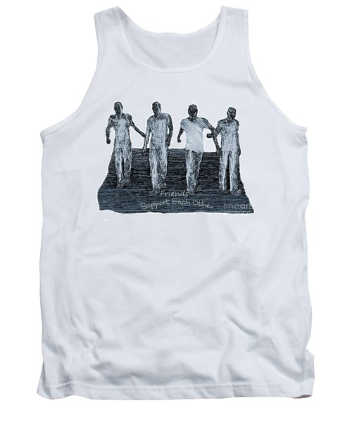 Support Each Other Tank Top