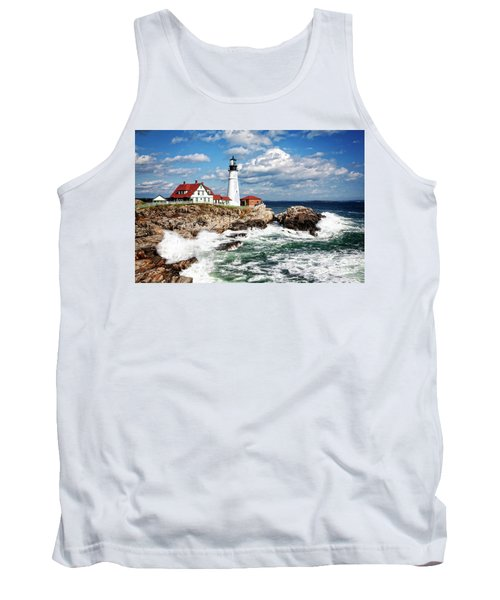 Surf Meets Land Tank Top