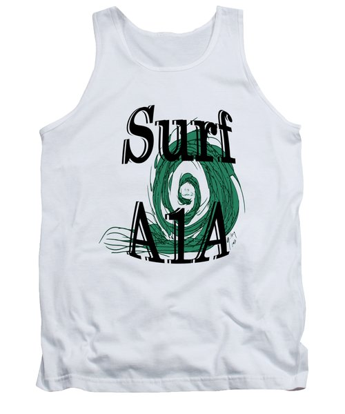 Surf Sign Tank Top