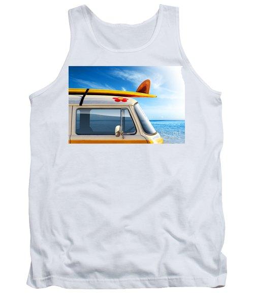 Surf Van Tank Top