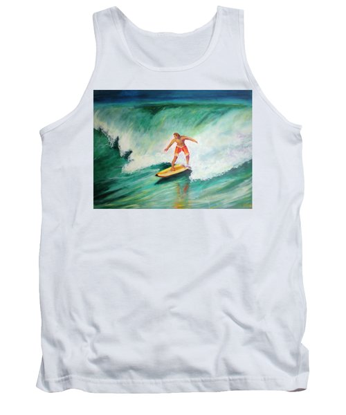 Surfer Dude Tank Top