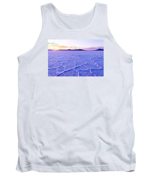 Surreal Salt Tank Top