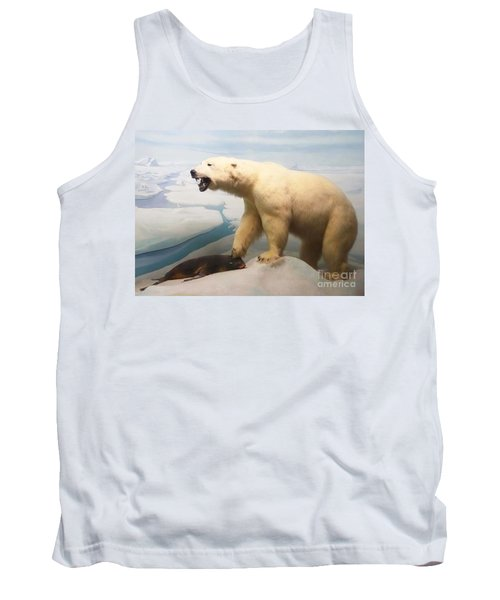 Survival Of The Fittest Tank Top