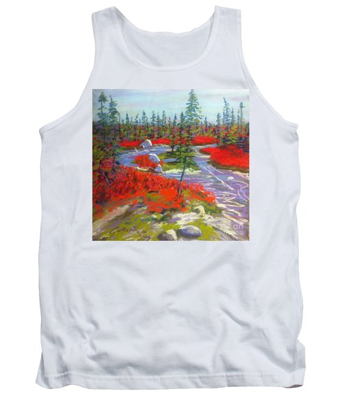 Susie Lake Barrens Tank Top by Rae  Smith