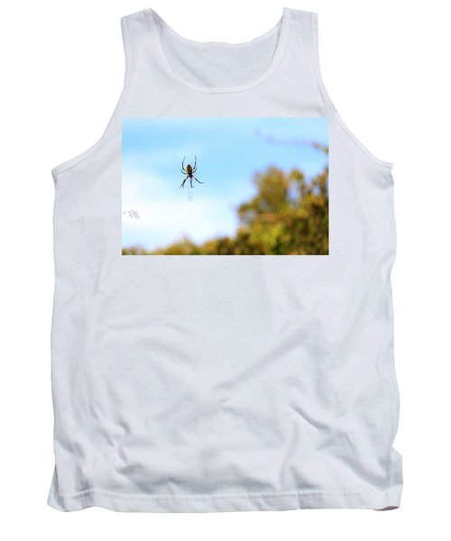 Suspended Spider Tank Top