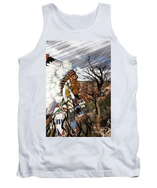 Sw Indian Tank Top