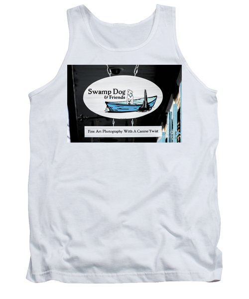 Swamp Dog And Friends Tank Top