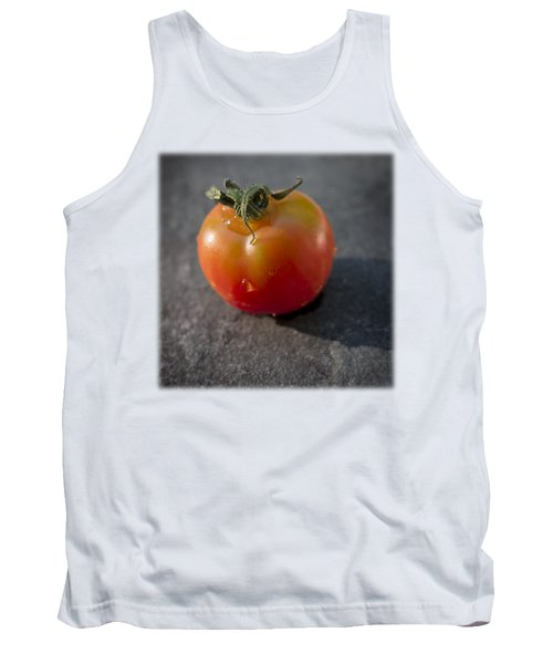 Sweet 100 T Tank Top by David Stone