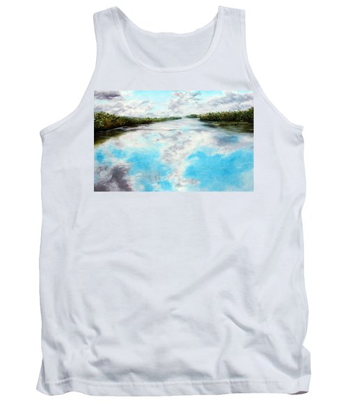 Swept Away Tank Top