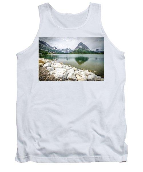 Swiftcurrent Lake Tank Top