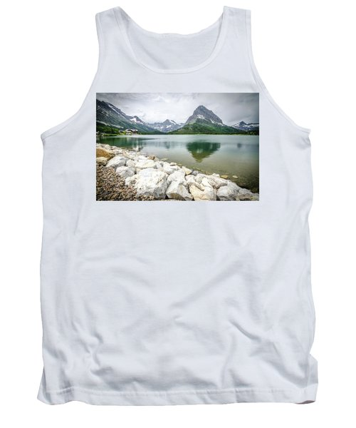 Swiftcurrent Lake Tank Top
