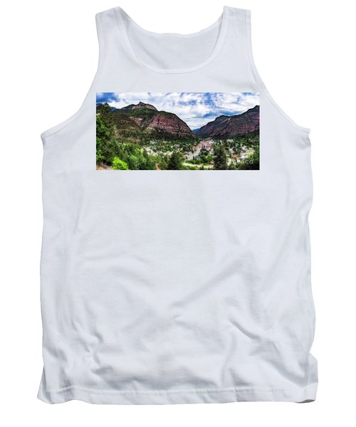 Switzerland Of America Tank Top