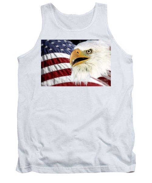 Symbol Of America Tank Top