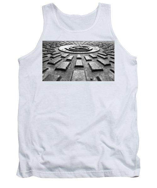 Symmetrical Tank Top