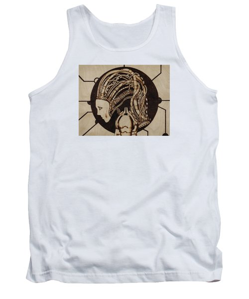 Synth Tank Top