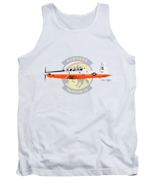 T-6b Texan II Vt28 Tank Top
