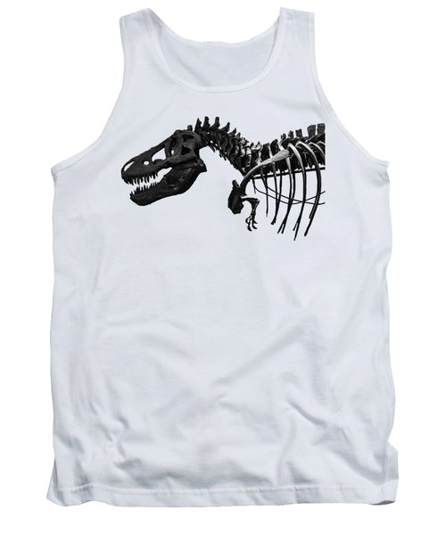 T-rex Tank Top by Martin Newman