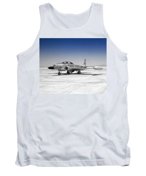 T33 A Jet Tank Top by Greg Moores