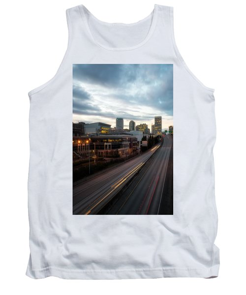 Tacoma Exit Here Tank Top