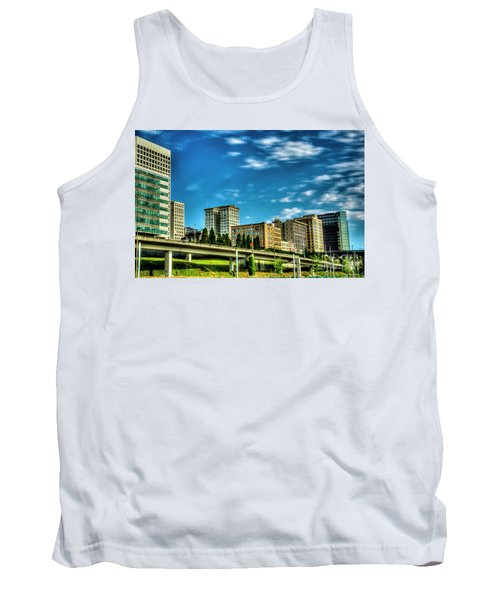 Tacoma,washington.hdr Tank Top