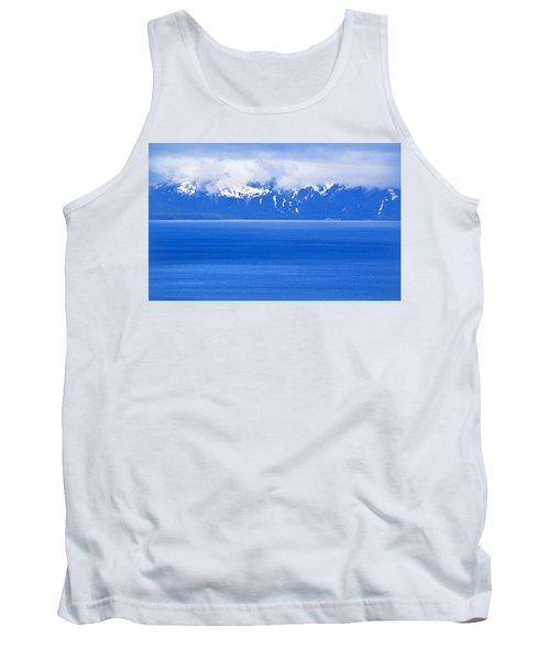 Tahoe Blue Tank Top