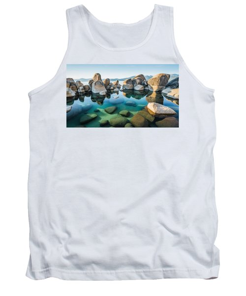 Tahoe Reflections Tank Top