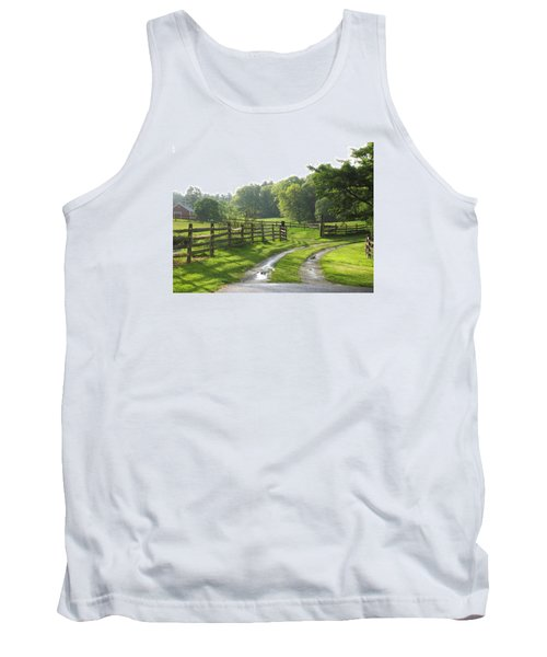 Take A Walk Tank Top