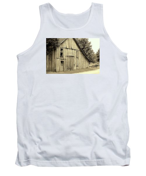 Tall Barn Tank Top