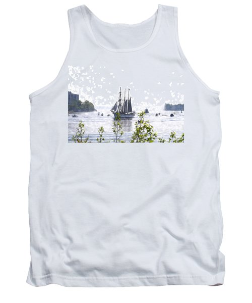 Tall Ship Tswc Tank Top
