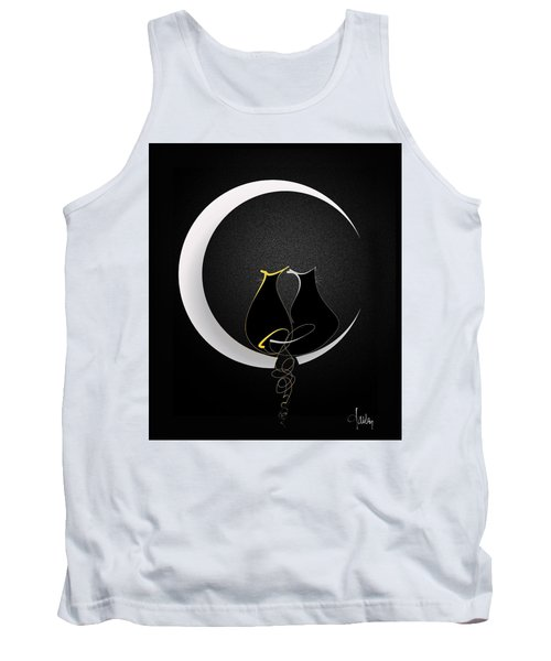 Talleycats - Moonglow Tank Top