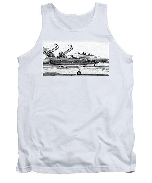 Talon Vs. Hornet Tank Top