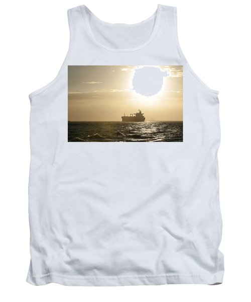 Tanker In Sun Tank Top